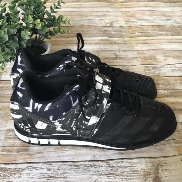 mens adidas powerlift 3 nero le scarpe poshmark sollevamento pesi